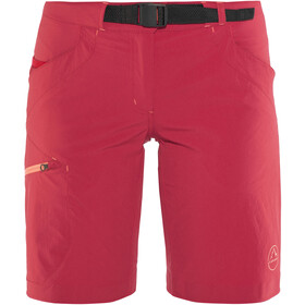 La Sportiva Acme Bermuda Shorts Women Berry